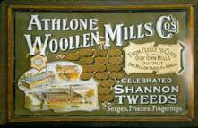 Athlone Tweed Woolen Mills Co.