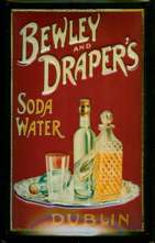 Bewley And Draper's Soda Water