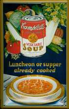 Cambell's Vegetable Soup