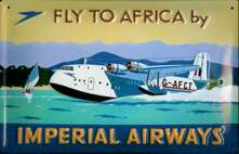 Fly to Africa