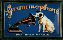 HMV Grammophon Blue Label