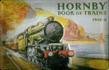 Hornby Book of Trains 1938-1939