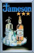 Jameson Whiskey 3 Stars