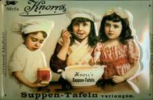 Knorr's Suppen-Tafeln