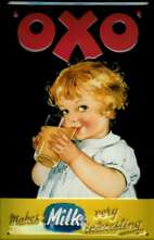 Oxo makes Milk Very Interesting